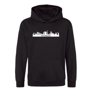 Hooded sweater Skyline Rotterdam