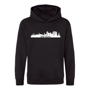 Hooded sweater Skyline Den Haag