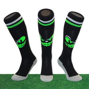 Hockeysokken Monsters Zwart
